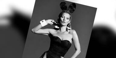 Kate Moss – Sexy im Playboy!