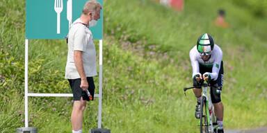 Deutscher Rad-Chef Moster muss abreisen