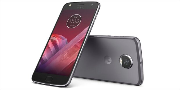 Motorola bringt das Moto Z2 Play