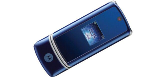 Neues Handy kann sich selbst desinfizieren