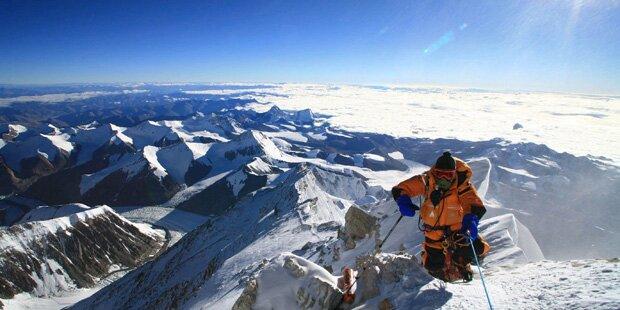 Bergsteiger-Legende stirbt am Mount Everest