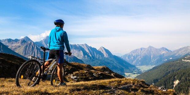 Radfahrer wollen offene Forststraßen