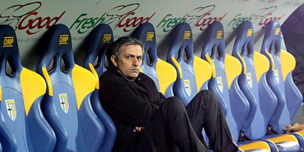 Inter legte gegen Mourinhos Sperre Einspruch ein