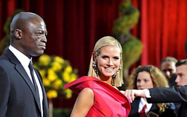 Heidi Klum nimmt Seals Familiennamen an