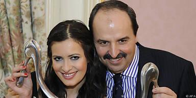Mr. und Mrs. Shoe: Golpashin und Lafer