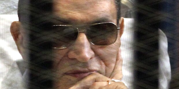 Prozess gegen Mubarak eingestellt
