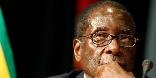 Simbabwe: Mugabe ist zurückgetreten