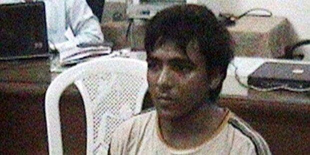 Mumbai-Angreifer zum Tode verurteilt