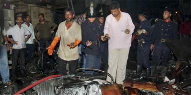 Mumbai Attentat