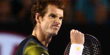 Olympiasieger Murray stoppt Federer