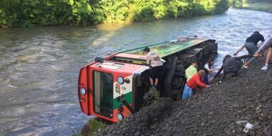 32 Tonnen Triebfahrzeug wird geborgen