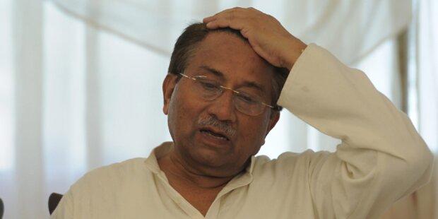 Pakistan: Musharraf wieder festgenommen