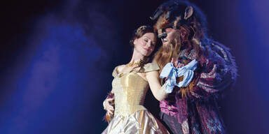 """""""Die Schöne und das Biest"""" - Musical in der Wiener Stadthalle"""