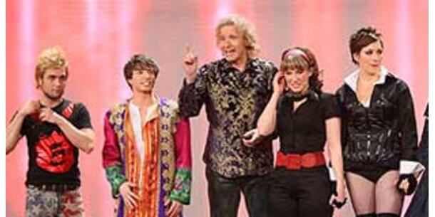 Wiener könnte bei Gottschalk  Musical-Star werden