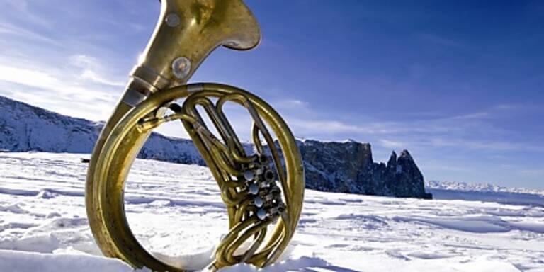 Musikfestival auf der Seiser Alm