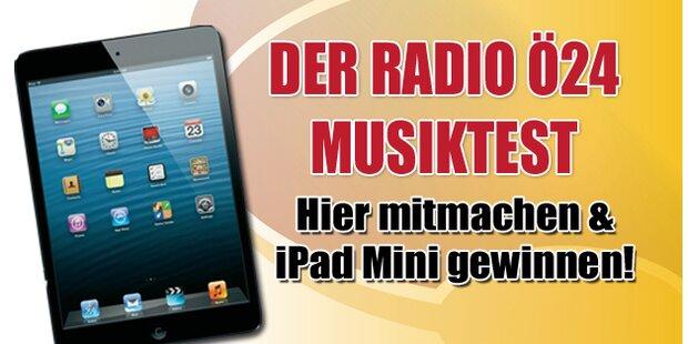 Der Radio Ö24 Musiktest