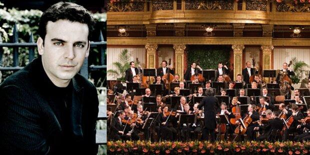 Symphoniker mit Wiesnmusi & Melancholie
