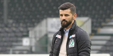 Muslic wird neuer Ried-Trainer
