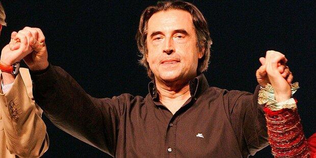 Riccardo Muti leitet 2018  das Neujahrskonzert