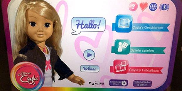 Achtung: Diese Puppe könnte Sie ausspionieren