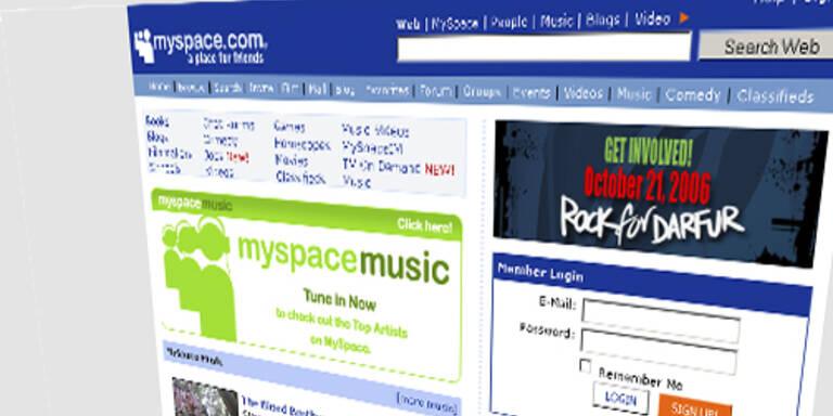 MySpace startet deutsche Seifenoper fürs Internet