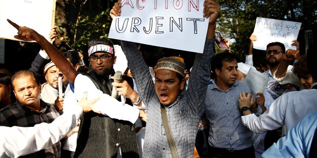 UNO: Lage in Myanmar ist 'Beispiel für ethnische Säuberung'