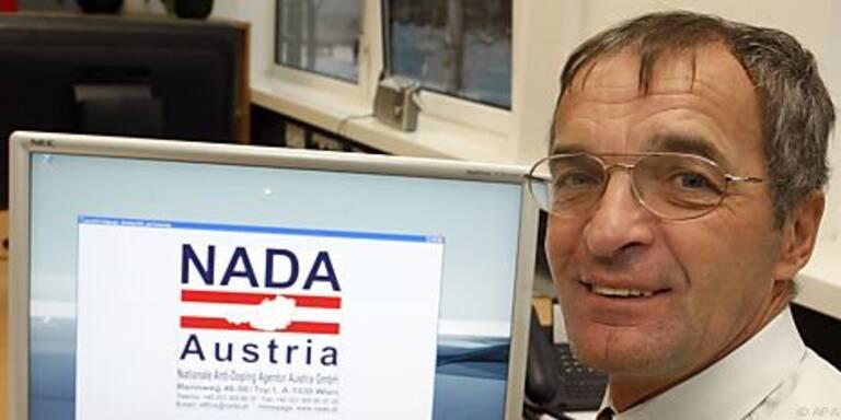 NADA-Chef Schwab ist mit Entwicklung beschäftigt