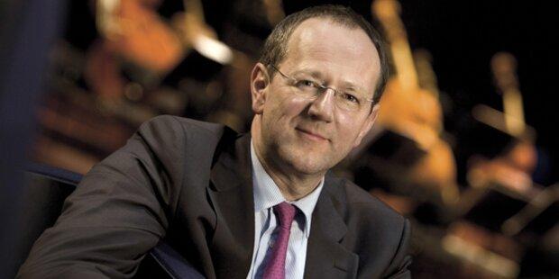 Matthias Naske wird Konzerthaus-Chef