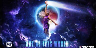 "NBA® 2K21 MyTEAM Season 9 ""Out of This World!"" verfügbar"