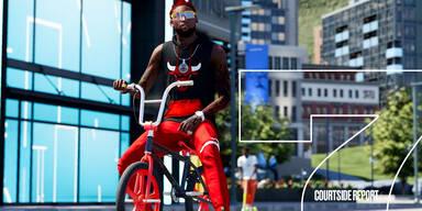 NBA® 2K22 verrät neue Möglichkeiten, die brandneue Stadt zu erkunden