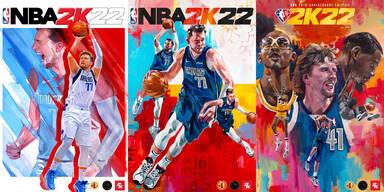 NBA® 2K22 jetzt weltweit erhältlich