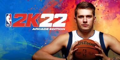 NBA 2K22 Arcade Edition bald für Apple Arcade