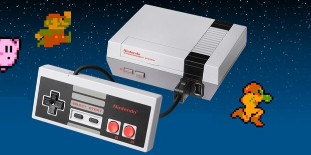 Nintendos NES Classic Mini ist endlich da