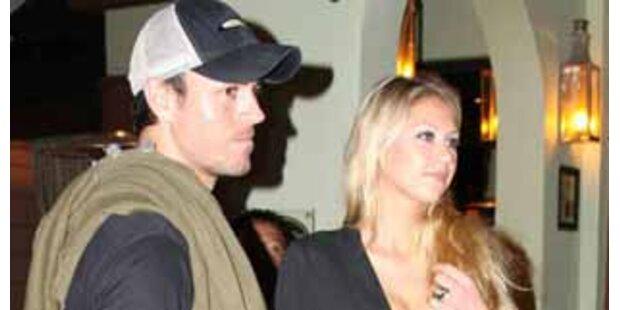 Anna Kournikova will ihren Enrique nicht heiraten