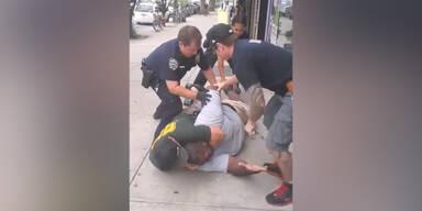 Keine Anklage: Cop tötete Schwarzen