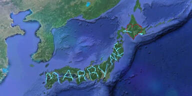 7.163km Fußmarsch für Heiratsantrag