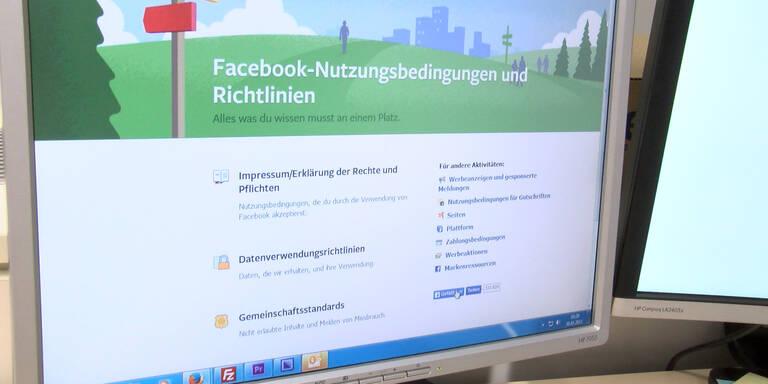 Facebook zwingt neue AGB's auf
