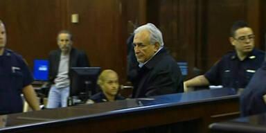 Ex-IWF Chef Strauss-Kahn vor Gericht