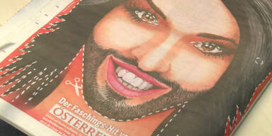 Conchita Kostüm: Hot or not?