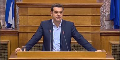 Griechen stellen Antrag an EU