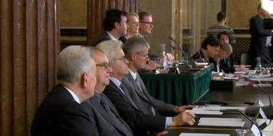 Auftakt zum Hypo-U-Ausschuss