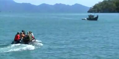 Todeskampf an Bord von Flüchtlingsschiff