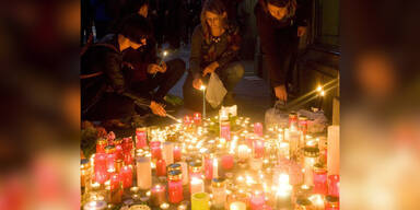 Trauer nach Amokfahrt in Graz