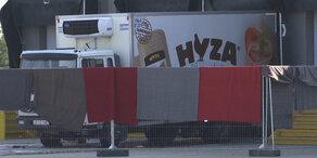 LKW-Drama: 71 Tote, Schlepper gefasst