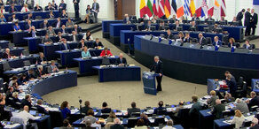 Juncker fordert EU-Quote