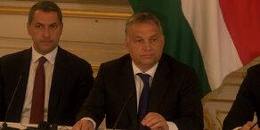 Orban: Streit mit Österreich
