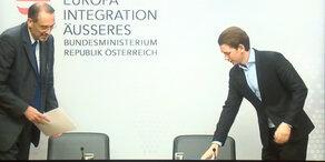 Kurz: der neue Integrations-Plan