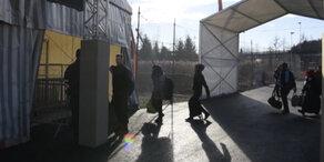 Flüchtlings-Obergrenze: ab heute