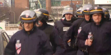 News TV Sondersendung: Anschläge in Paris beendet