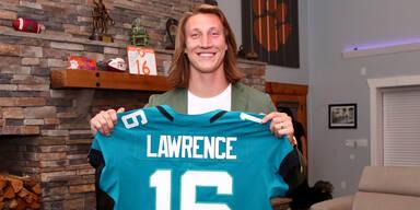NFL-Draft: Trevor Lawrence (Jacksonville Jaguars)